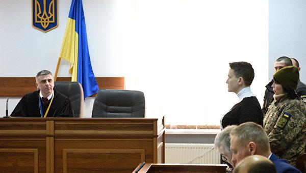 План «Б» украинской власти: Перспективы дела Савченко