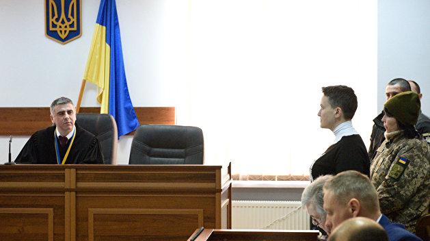 Азаров о Савченко: Нельзя сажать людей за их взгляды