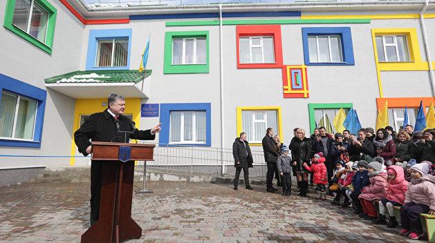 Чечило: Украинцы большие патриоты, но не той страны, где президент Порошенко