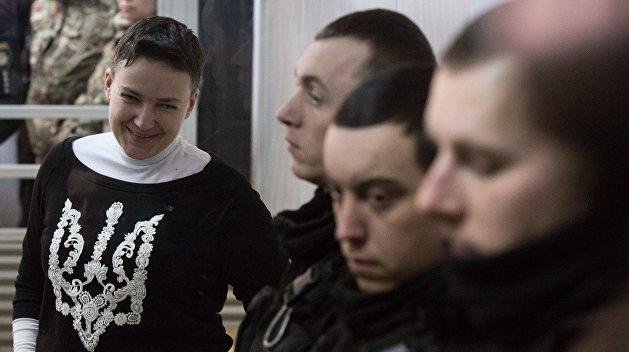 Тест на Савченко: логика репрессий
