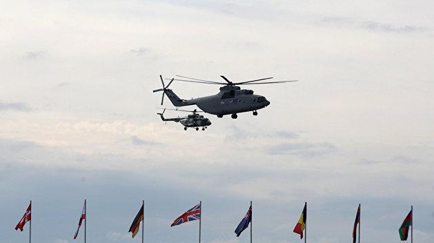 Некачественный ремонт на Украине мог стать причиной крушения вертолета в Сенегале