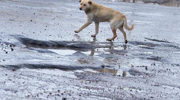 На Украине в 2019 году не будут строить новые дороги