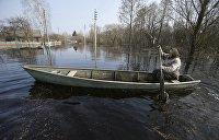 Дунай выходит из берегов: Одесский губернатор предсказывает 100 тыс. пострадавших