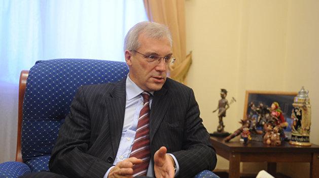 Замглавы МИД РФ заявил послу ФРГ о бездоказательности обвинений РФ в отравлении Скрипаля