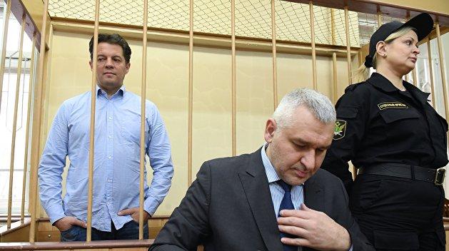 Мосгорсуд продлил арест обвиняемого в шпионаже Сущенко