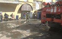 В Харькове чуть не повторилась кемеровская трагедия