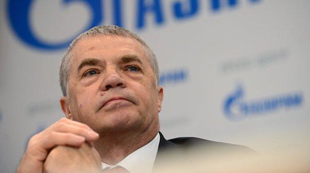 «Газпром» отказался платить «Нафтогазу» $2,6 млрд