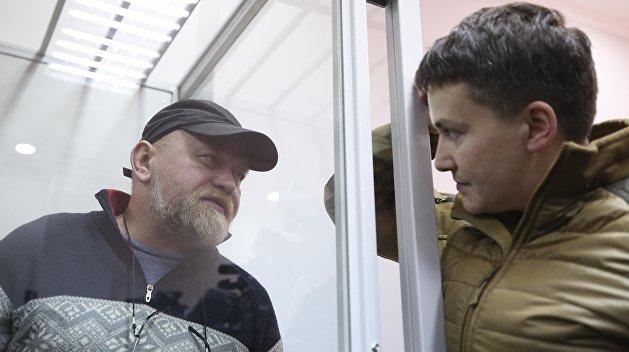Печальная клоунада без последствий: драма Рубана и Савченко