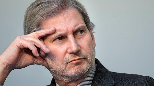 Хан: Украина нарушила Соглашение об ассоциации с ЕС