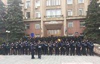 Николаев готовится к масштабным акциям протеста