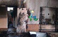Пожар в детском саду: В Донецкой области эвакуированы 93 ребенка, женщина-дефектолог выпрыгнула в окно