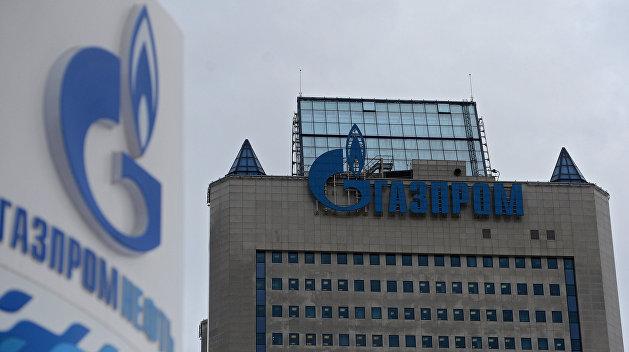 «Газпром» исключает доллар из расчетов за газ с европейскими партнерами