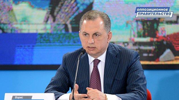Борис Колесников мечтает вернуть Донецк в состав Украины