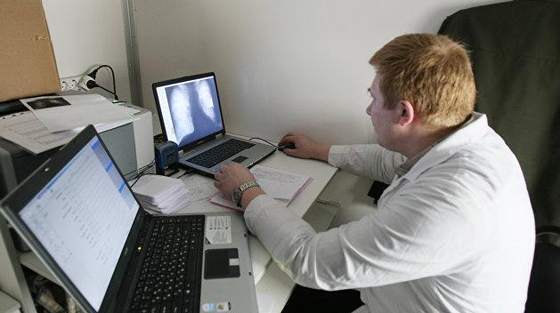 Минздрав Украины отменяет обязательную флюорографию