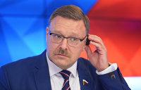 Косачев: Атака на Сирию заставляет вспомнить о Гляйвицкой провокации