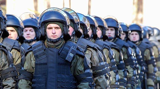 30 марта полиция подконтрольной Киеву части Донецкой области переводится на усиленный режим службы