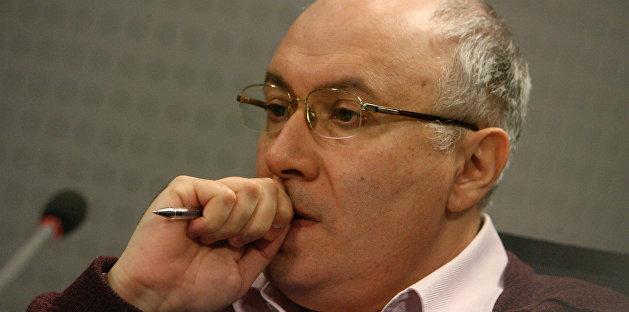 «Слуга народа» укажет Нацсовету по ТВ на поведение Ганапольского