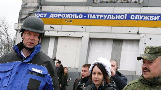 Миссия Александра Хуга: Донбассу — «Пасхальное перемирие»