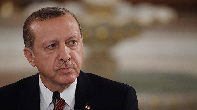 Эрдоган и Климкин провели переговоры по Крыму
