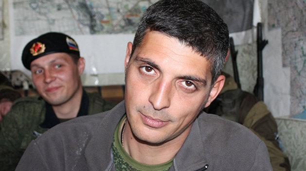 Гиви опроверг слухи об отъезде из ДНР