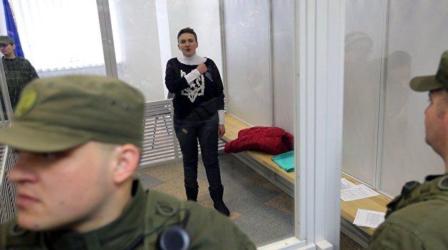 СБУ отказали в аресте личного имущества Савченко