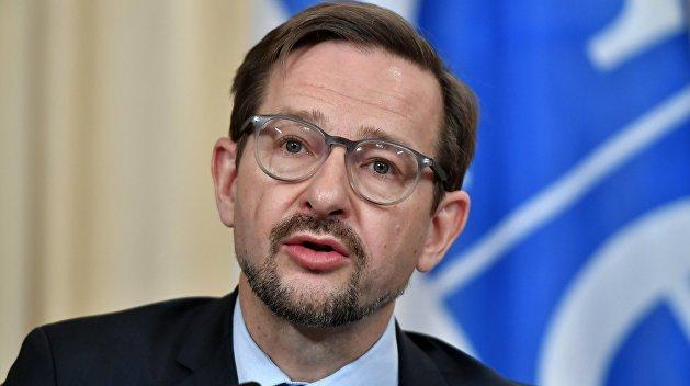 Генсек ОБСЕ напомнил об отношении к Минским соглашениям