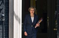 «Мы не следовали приказам из США»: Мэй рассказала о смысле британских ударов по Сирии