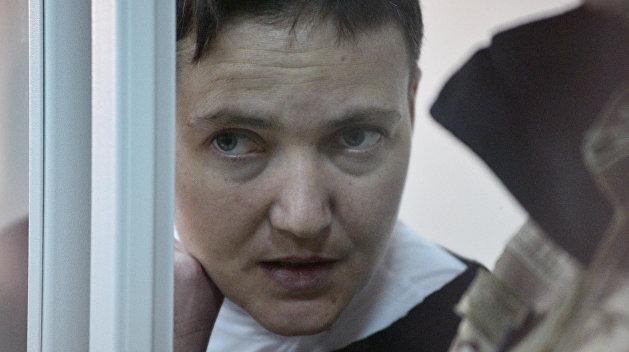 Савченко рассказала о своем противостоянии с «детектором лжи»