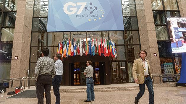 G7 призвала Украину вернуть наказание за лживые декларации