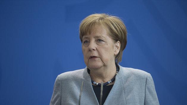 Меркель: Германия больше не может полагаться на США