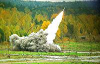 Под Одессой испытано новое ракетное оружие