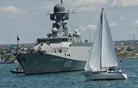 ФСБ готова к борьбе с терроризмом на морских объектах в Крыму