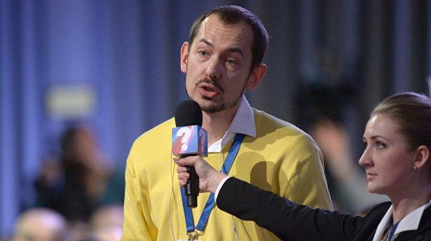 Цимбалюк: Мы враги с Россией на сто лет