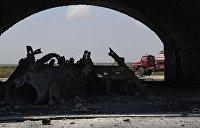 США и союзники нанесли удары по Сирии