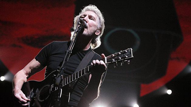 Лидер Pink Floyd поддержал позицию РФ по Сирии