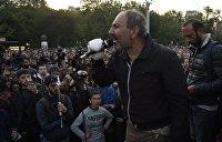 Взгляд: Протесты в Армении подошли к опасной черте