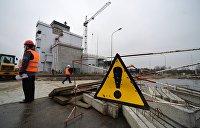 Валентин Землянский: Строить ядерный могильник в центре Украины — это не от большого ума