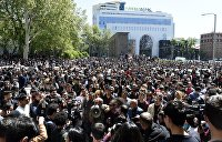Армянский журналист: Столкновение в Ереване – не цветная революция и не майдан