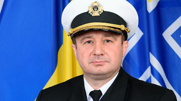 Начальник штаба ВМС Украины отправлен в отставку из-за русской жены