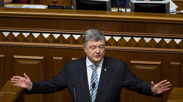 Ильенко: Порошенко убивает парламентаризм