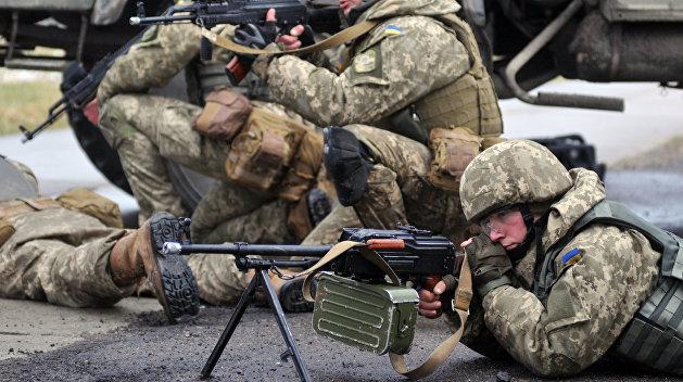 ЛНР: Украинские диверсанты готовили теракт в России