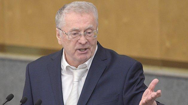 Жириновский сказал, как не допустить повторения афганского сценария на Украине