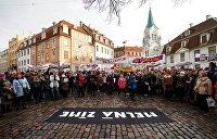 Детская писательница предложила использовать опыт Латвии при запрете русского языка на Украине