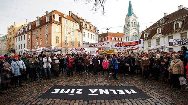 Латвия готовит русским репрессии, почти Майдан в Ереване, КНДР «притормозила» ядерные испытания