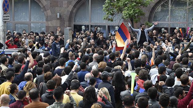 МЦК: Протесты в Армении. Что они могут изменить