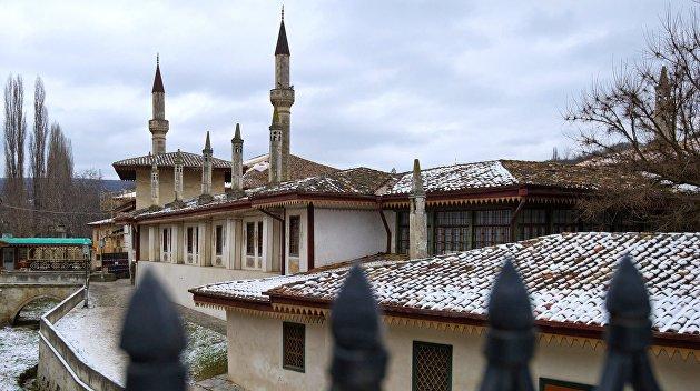 Ханское наследие: Что происходит с Бахчисарайским дворцом