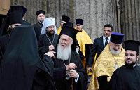 Торг уместен: Вселенский патриархат ответил на просьбу Порошенко об автокефалии