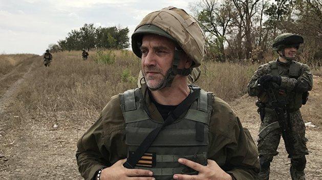 Захар Прилепин: План Авакова по «отжиму» Донбасса — чистая маниловщина
