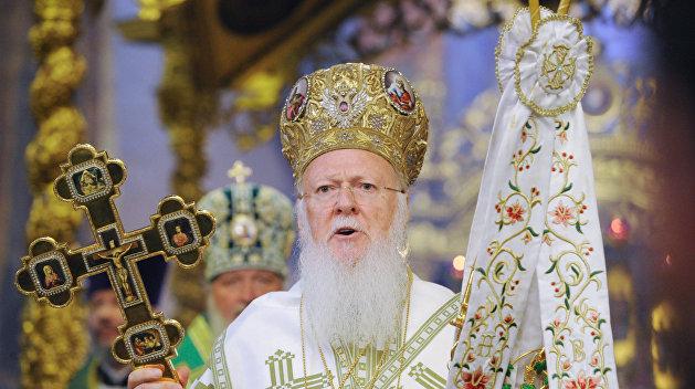 В РПЦ раскритиковали «материнскую заботу» Варфоломея об Украине