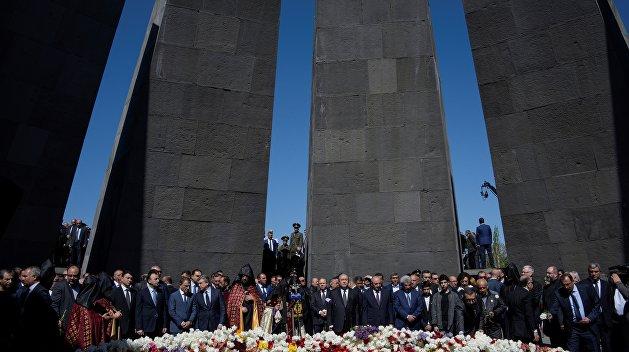 Сегодня день памяти жертв геноцида армян в Османской империи
